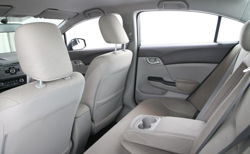 2012 Honda Civic LX A/C GR ELECT BLUETHOOT #12