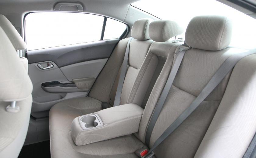 2012 Honda Civic LX A/C GR ELECT BLUETHOOT #13