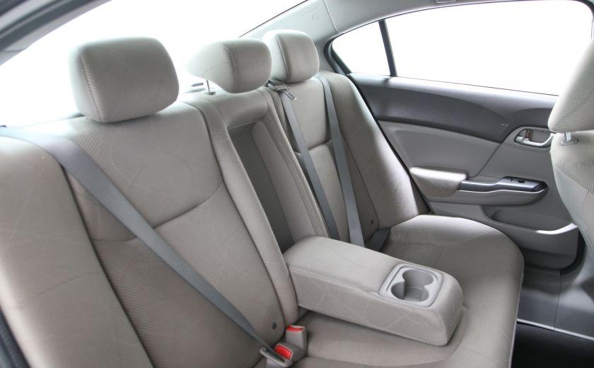 2012 Honda Civic LX A/C GR ELECT BLUETHOOT #15