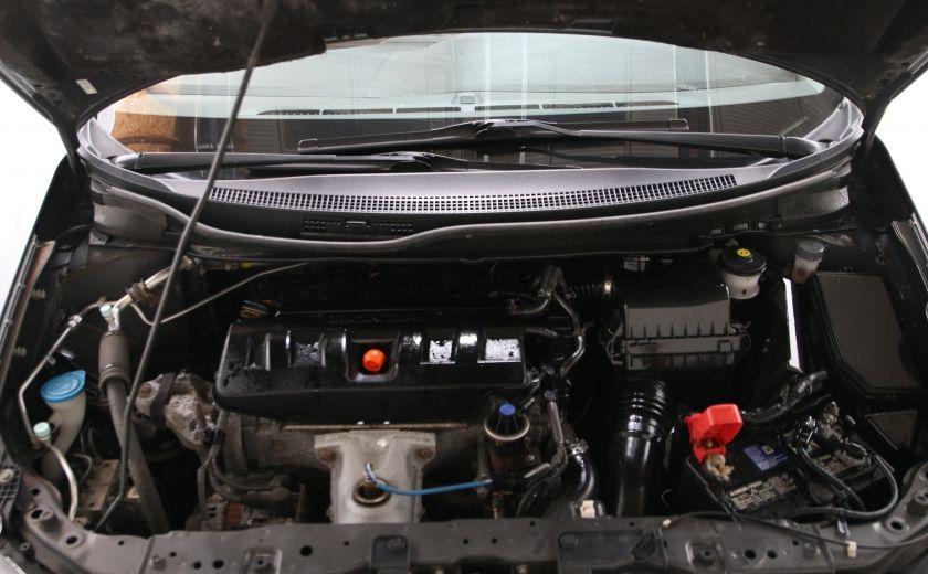 2012 Honda Civic LX A/C GR ELECT BLUETHOOT #20