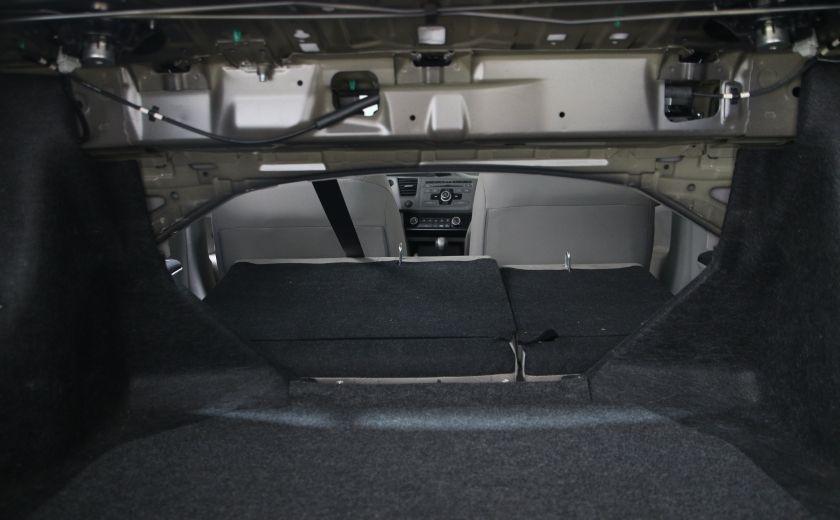 2012 Honda Civic LX A/C GR ELECT BLUETHOOT #23