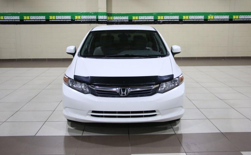 2012 Honda Civic LX A/C GR ELECT MAGS BLUETHOOT #1