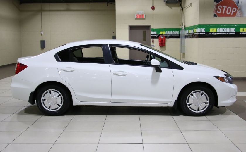 2012 Honda Civic LX A/C GR ELECT MAGS BLUETHOOT #7