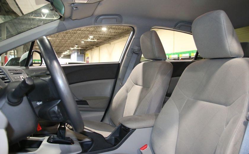 2012 Honda Civic LX A/C GR ELECT MAGS BLUETHOOT #9