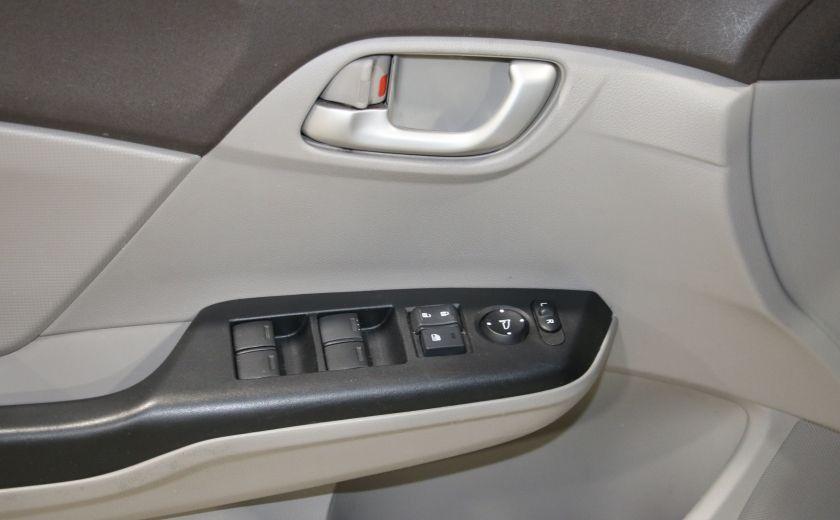 2012 Honda Civic LX A/C GR ELECT MAGS BLUETHOOT #10