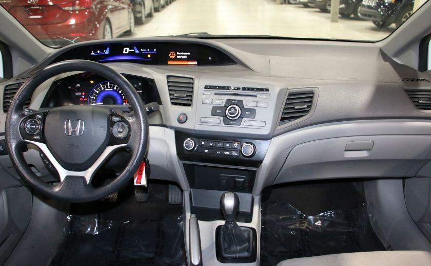2012 Honda Civic LX A/C GR ELECT MAGS BLUETHOOT #11