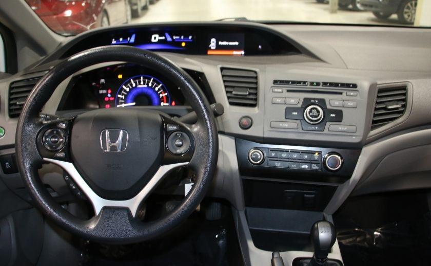 2012 Honda Civic LX A/C GR ELECT MAGS BLUETHOOT #12