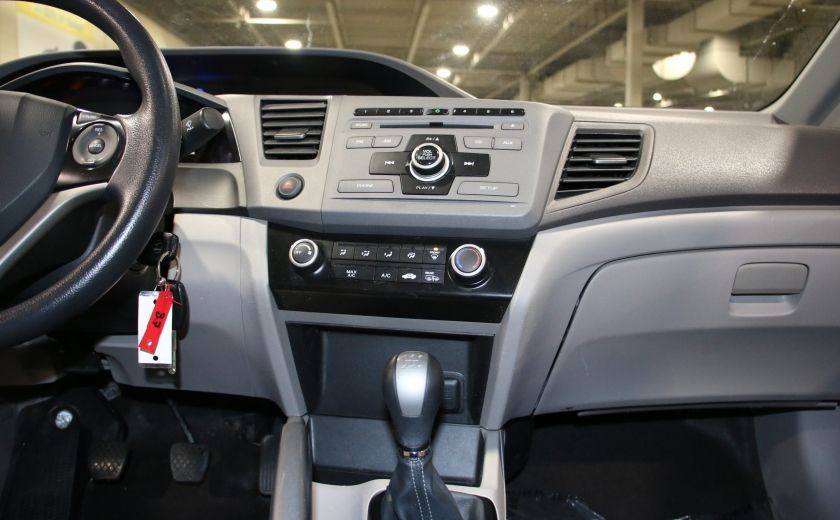 2012 Honda Civic LX A/C GR ELECT MAGS BLUETHOOT #14