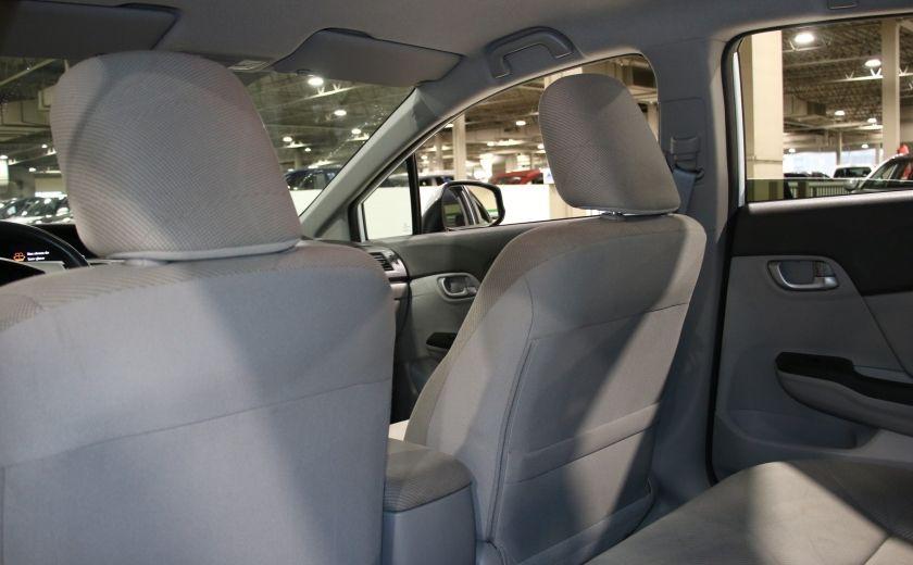 2012 Honda Civic LX A/C GR ELECT MAGS BLUETHOOT #16