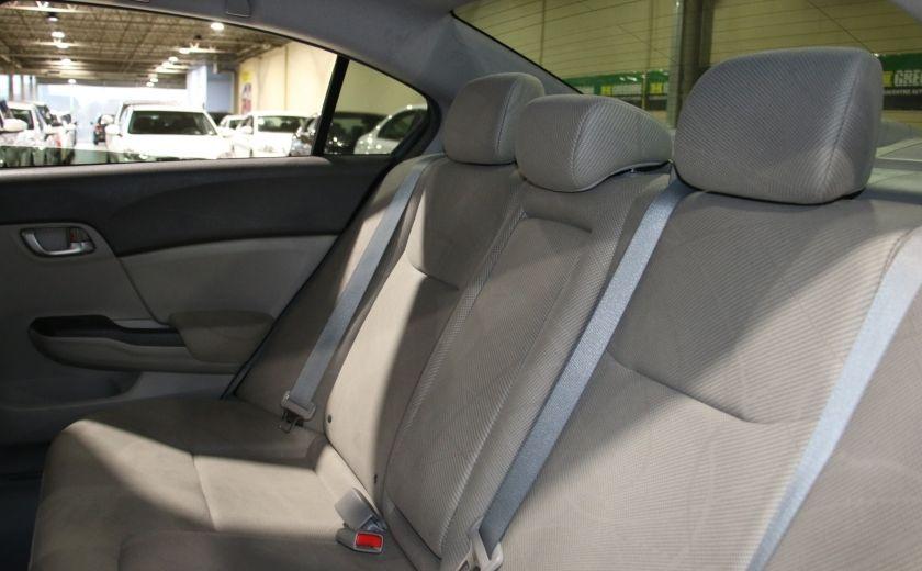 2012 Honda Civic LX A/C GR ELECT MAGS BLUETHOOT #17