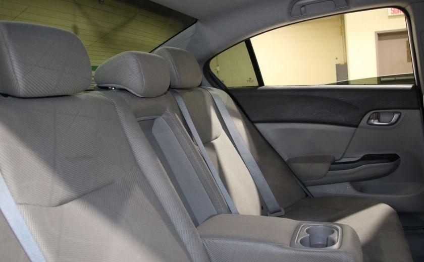 2012 Honda Civic LX A/C GR ELECT MAGS BLUETHOOT #19