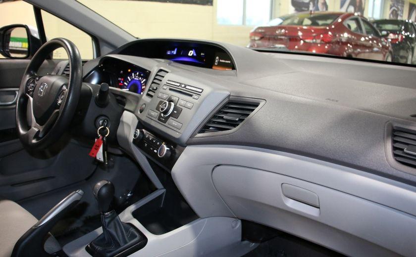 2012 Honda Civic LX A/C GR ELECT MAGS BLUETHOOT #20