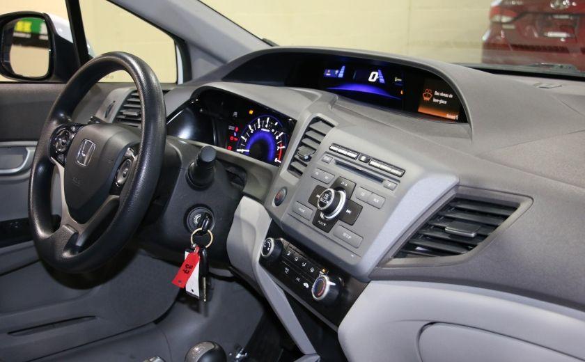 2012 Honda Civic LX A/C GR ELECT MAGS BLUETHOOT #21