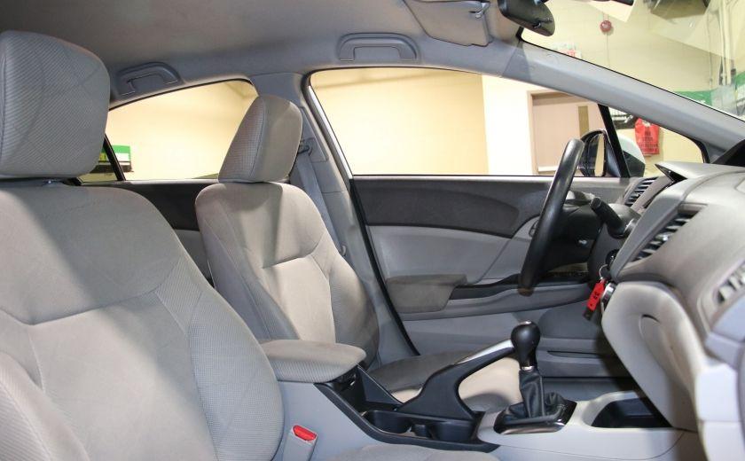 2012 Honda Civic LX A/C GR ELECT MAGS BLUETHOOT #22