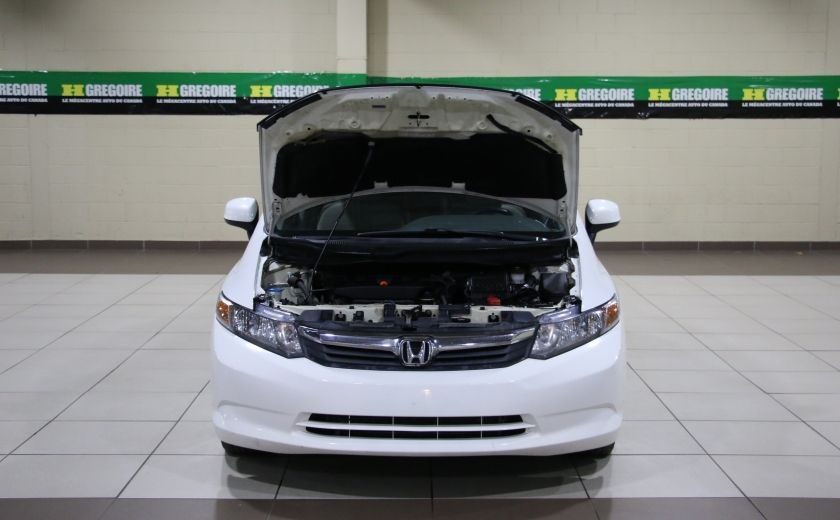 2012 Honda Civic LX A/C GR ELECT MAGS BLUETHOOT #24