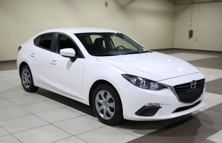 2014 Mazda 3 GX-SKYACTIVE AUTO A/C GR ELECT BLUETHOOT à Longueuil