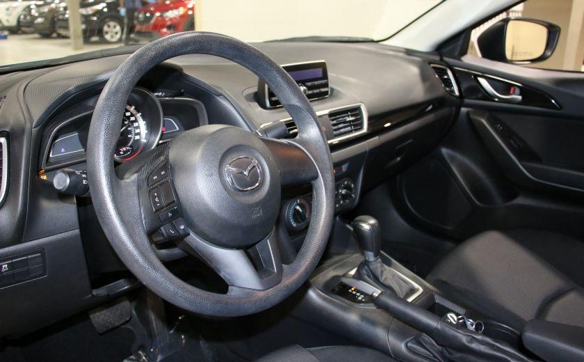 2014 Mazda 3 GX-SKYACTIVE AUTO A/C GR ELECT BLUETHOOT #7