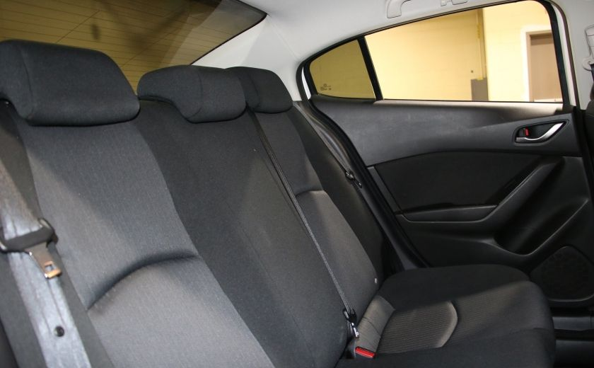 2014 Mazda 3 GX-SKYACTIVE AUTO A/C GR ELECT BLUETHOOT #17