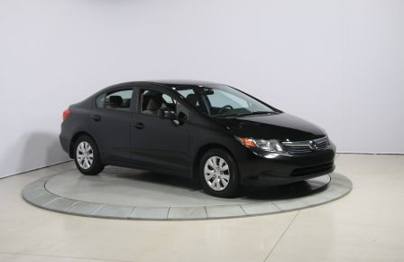 2012 Honda Civic LX A/C GR ELECT BLUETHOOT in Blainville