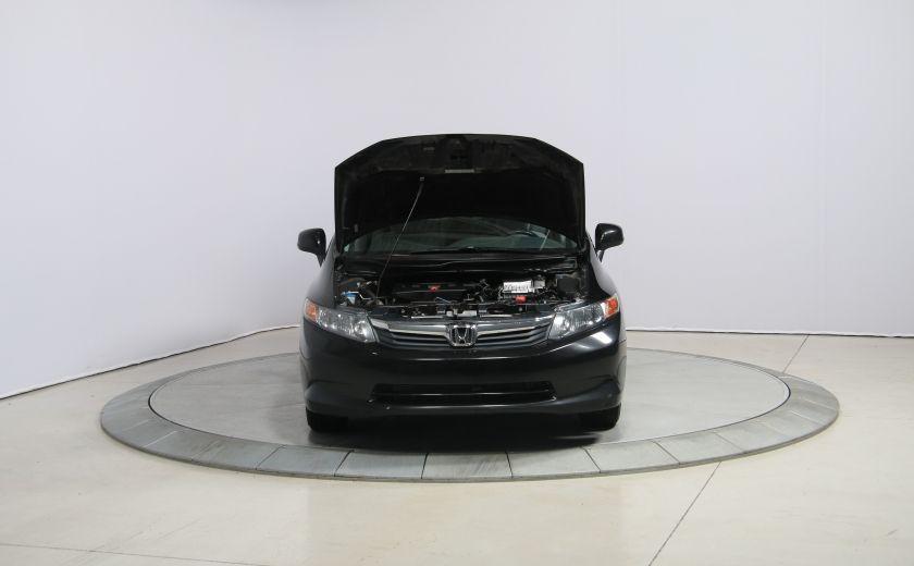 2012 Honda Civic LX A/C GR ELECT BLUETHOOT #24