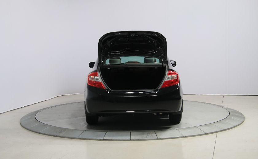 2012 Honda Civic LX A/C GR ELECT BLUETHOOT #25