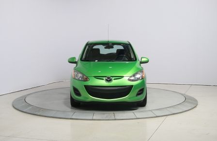 2011 Mazda 2 GX COMMODITÉ AUTO A/C GR ELECT in Sept-Îles