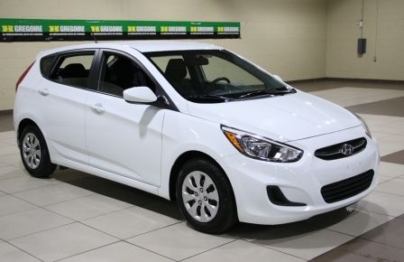 2016 Hyundai Accent GL AUTO A/C GR ELECT BLUETHOOT in Sept-Îles