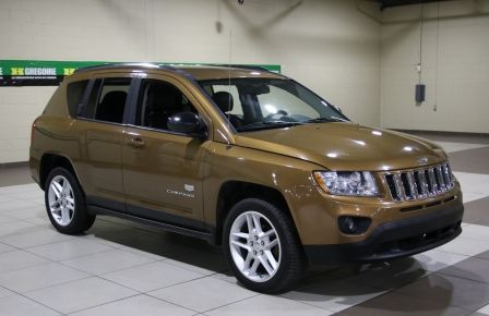 2011 Jeep Compass LIMITED EDITION 70ieme Anniversaire à Repentigny