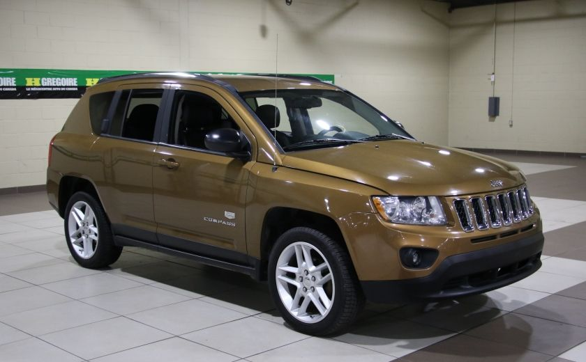 2011 Jeep Compass LIMITED EDITION 70ieme Anniversaire #0