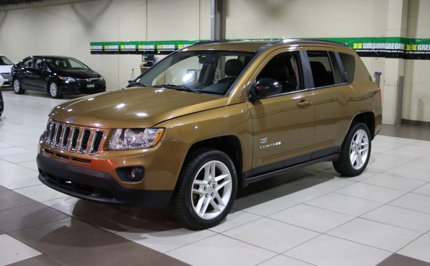 2011 Jeep Compass LIMITED EDITION 70ieme Anniversaire #2