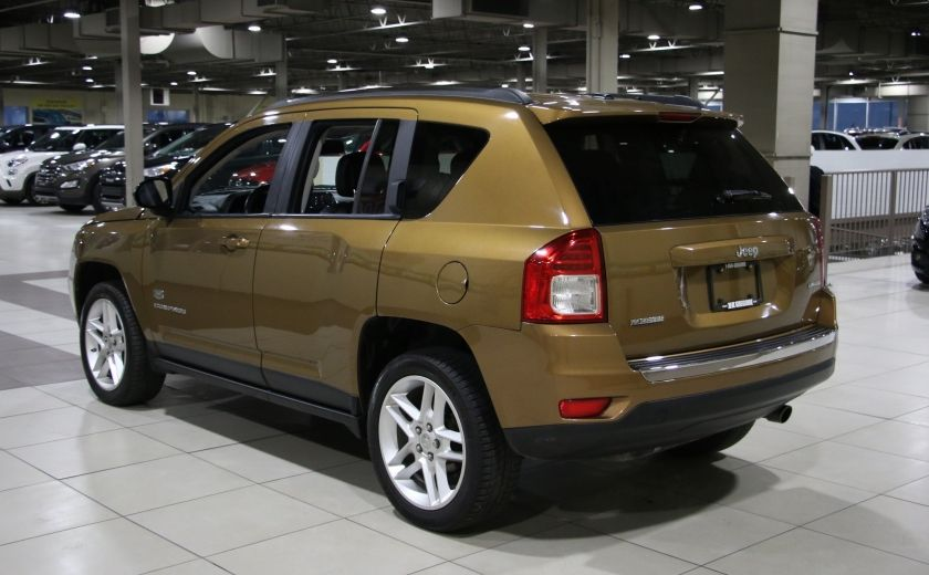 2011 Jeep Compass LIMITED EDITION 70ieme Anniversaire #4