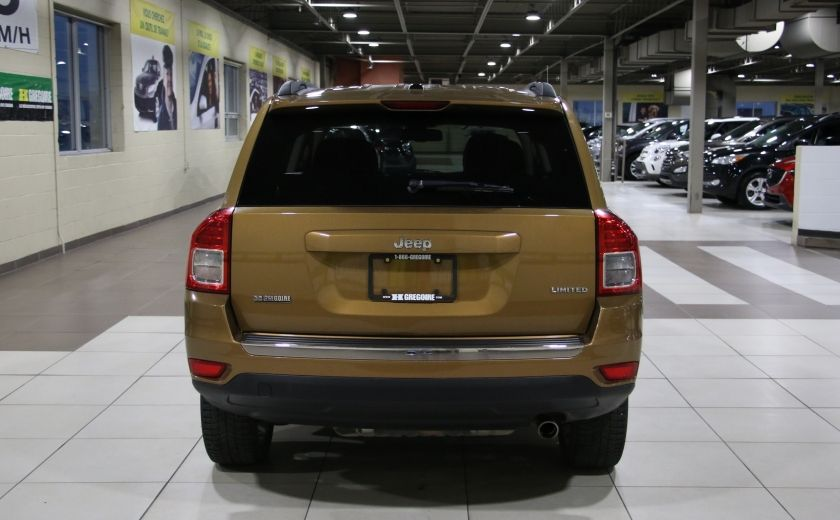 2011 Jeep Compass LIMITED EDITION 70ieme Anniversaire #5