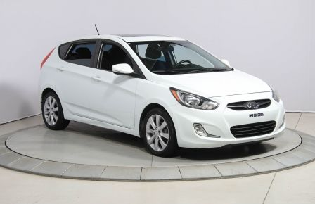 2012 Hyundai Accent SE AUTO A/C GR ELECT TOIT MAGS BLUETOOTH #0