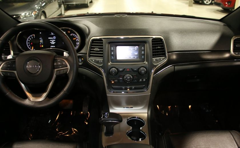 2014 Jeep Grand Cherokee Limited 4WD AUTO A/C CUIR TOIT MAGS #12