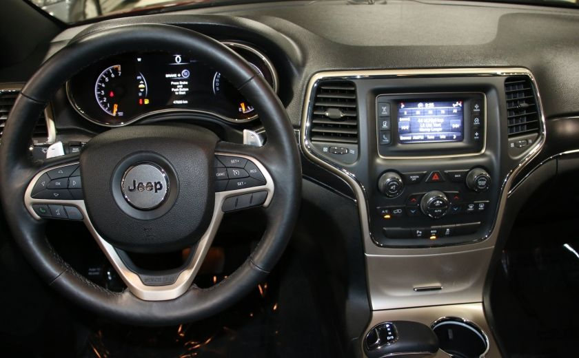 2014 Jeep Grand Cherokee Limited 4WD AUTO A/C CUIR TOIT MAGS #13