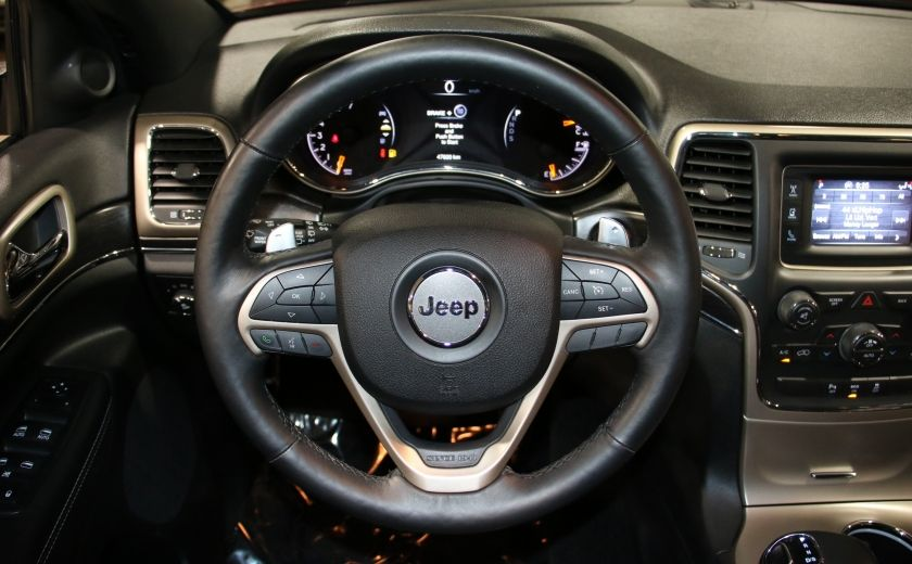 2014 Jeep Grand Cherokee Limited 4WD AUTO A/C CUIR TOIT MAGS #14