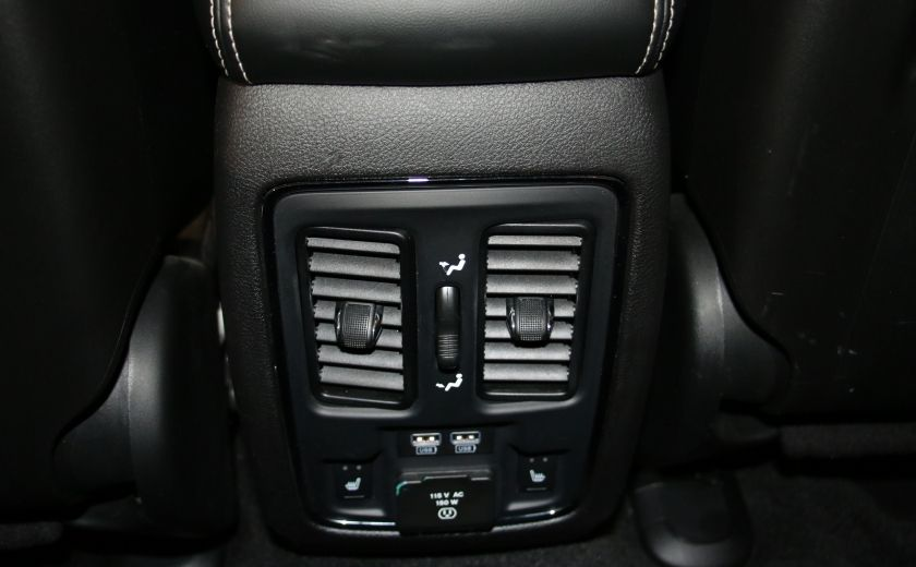 2014 Jeep Grand Cherokee Limited 4WD AUTO A/C CUIR TOIT MAGS #16