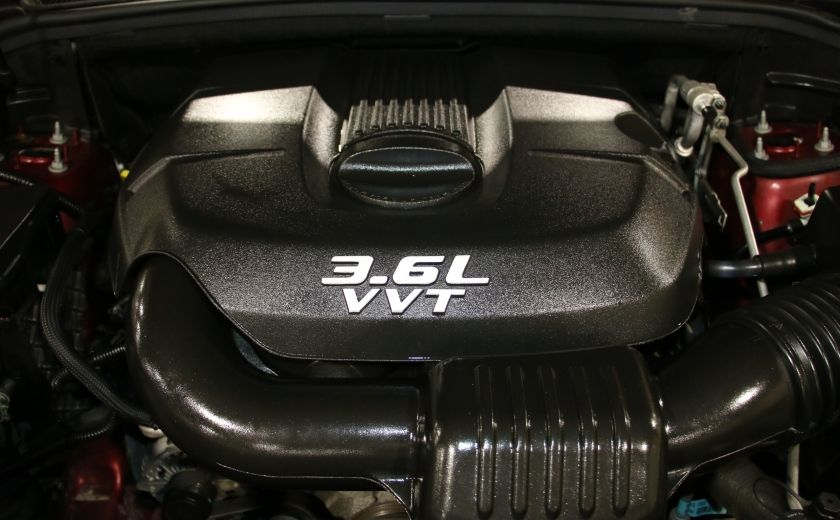 2014 Jeep Grand Cherokee Limited 4WD AUTO A/C CUIR TOIT MAGS #29