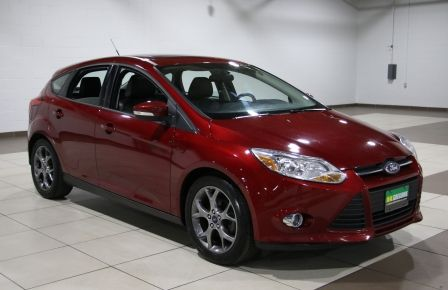 2013 Ford Focus SE AUTO A/C CUIR TOIT MAGS in Sherbrooke