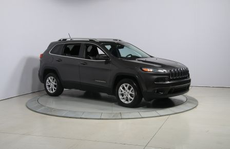 2014 Jeep Cherokee North AUTO A/C GR ELECT NAVIGATION MAGS BLUETOOTH in Îles de la Madeleine