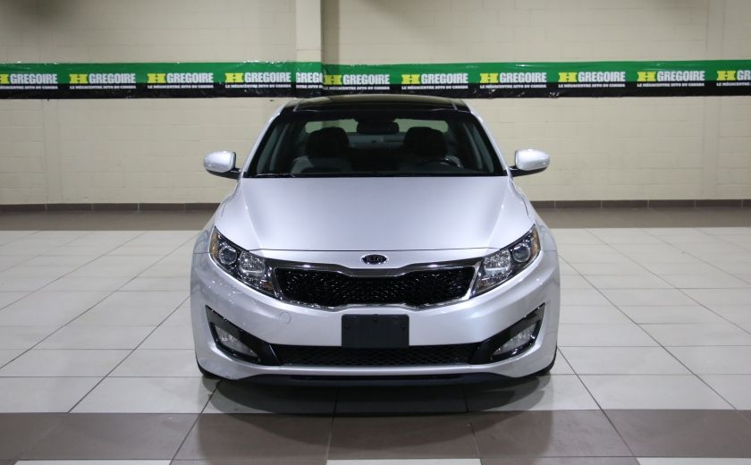 2011 Kia Optima Turbo SX AUTO A/C CUIR TOIT PANO MAGS BLUETOOTH #1
