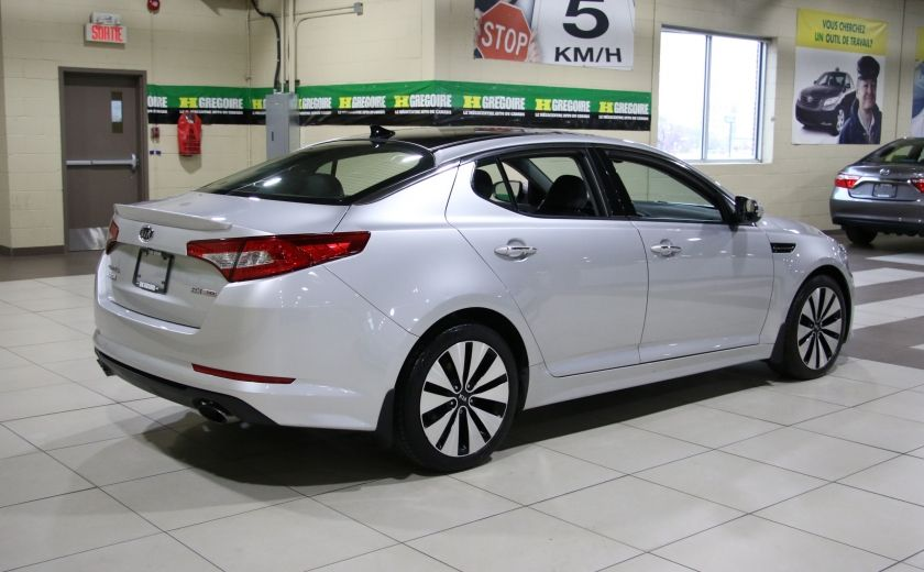 2011 Kia Optima Turbo SX AUTO A/C CUIR TOIT PANO MAGS BLUETOOTH #6