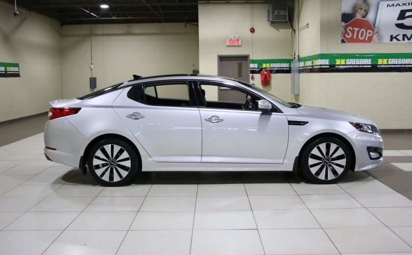 2011 Kia Optima Turbo SX AUTO A/C CUIR TOIT PANO MAGS BLUETOOTH #7