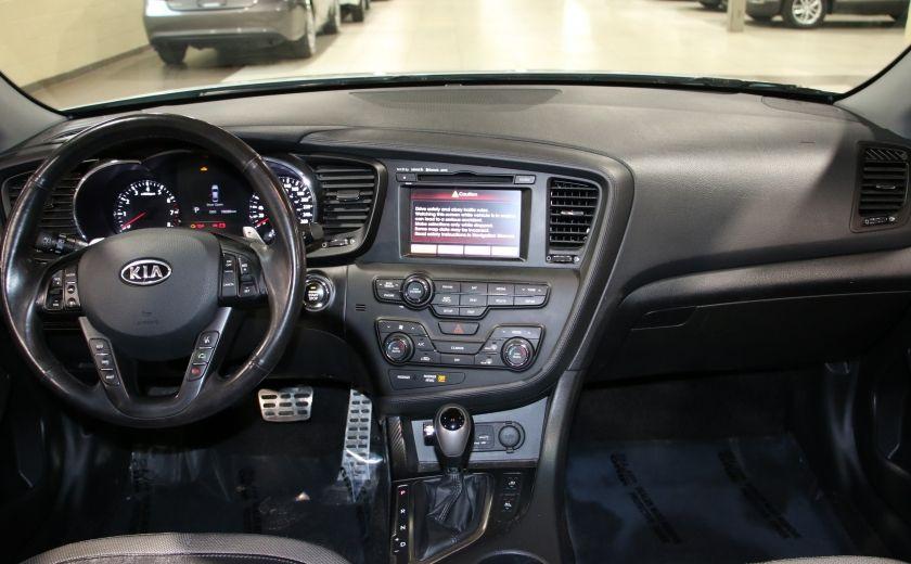 2011 Kia Optima Turbo SX AUTO A/C CUIR TOIT PANO MAGS BLUETOOTH #13