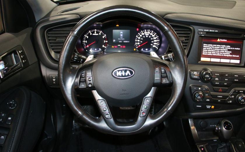 2011 Kia Optima Turbo SX AUTO A/C CUIR TOIT PANO MAGS BLUETOOTH #15