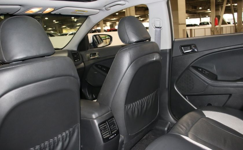 2011 Kia Optima Turbo SX AUTO A/C CUIR TOIT PANO MAGS BLUETOOTH #22