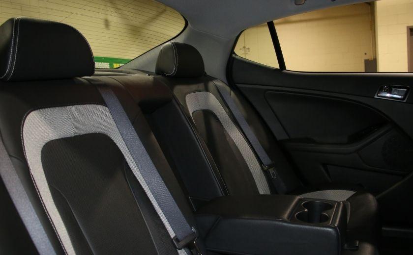 2011 Kia Optima Turbo SX AUTO A/C CUIR TOIT PANO MAGS BLUETOOTH #25