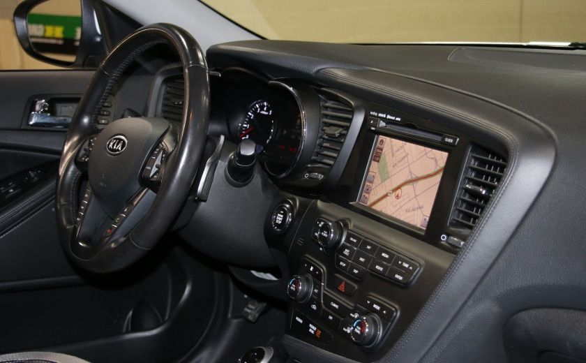 2011 Kia Optima Turbo SX AUTO A/C CUIR TOIT PANO MAGS BLUETOOTH #27