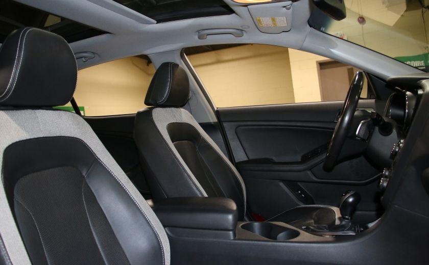 2011 Kia Optima Turbo SX AUTO A/C CUIR TOIT PANO MAGS BLUETOOTH #28