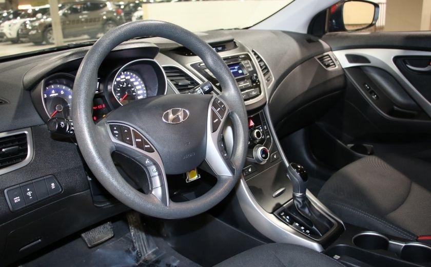 2015 Hyundai Elantra GL AUTO A/C GR ELECT BLUETOOTH #8